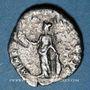 Monnaies Albin, césar (193-195). Denier. Rome, 194-195(?). R/: Minerve