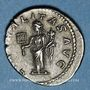 Monnaies Alexandre Sévère (222-235). Denier. Antioche, 223. R/: la Liberalité