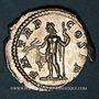 Monnaies Alexandre Sévère (222-235). Denier. Rome, 222. R/: Jupiter