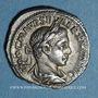 Monnaies Alexandre Sévère (222-235). Denier. Rome, 223. R/: Mars
