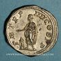 Monnaies Alexandre Sévère (222-235). Denier. Rome, 225. R/: Alexandre
