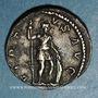 Monnaies Alexandre Sévère (222-235). Denier. Rome, 225. R/: la Vertu