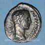 Monnaies Alexandre Sévère (222-235). Denier. Rome, 227. R/: l'Abondance debout à gauche