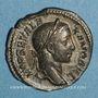 Monnaies Alexandre Sévère (222-235). Denier. Rome, 229. R/: l'Abondance