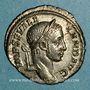 Monnaies Alexandre Sévère (222-235). Denier. Rome, 230. R/: le Soleil