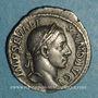 Monnaies Alexandre Sévère (222-235). Denier. Rome, 231. R/: l'Abondance
