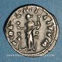 Monnaies Alexandre Sévère (222-235). Denier. Rome, 231. R/: la Fidélité militaire