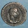 Monnaies Alexandre Sévère (222-235). Denier. Rome, 232. R/: Jupiter nu