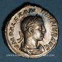 Monnaies Alexandre Sévère (222-235). Denier. Rome, 232. R/: l'Espérance marchant à g.