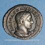 Monnaies Alexandre Sévère (222-235). Denier. Rome, 232. R/: l'Espérance