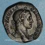 Monnaies Alexandre Sévère (222-235). Sesterce. Rome, 230. R/: le Soleil