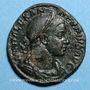 Monnaies Alexandre Sévère (222-235). Sesterce. Rome, 231-235. R/: Jupiter