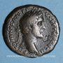 Monnaies Antonin le Pieux (138-161). As. Rome, 139. R/: la Félicité debout à g.