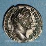 Monnaies Antonin le Pieux (138-161). Denier. Rome, 148-149. R/: l'Abondance