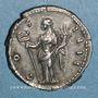 Monnaies Antonin le Pieux (138-161). Denier. Rome, 148-149. R/: la Félicité