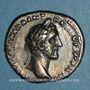 Monnaies Antonin le Pieux (138-161). Denier. Rome, 150-151. R/: la Tranquilité