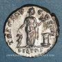 Monnaies Antonin le Pieux (138-161). Denier. Rome, 151-152. R/: la Piété