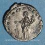 Monnaies Antonin le Pieux (138-161). Denier. Rome, 152-153. R/: la Félicité