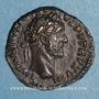 Monnaies Antonin le Pieux (138-161). Denier. Rome, 152-153. R/: Vesta