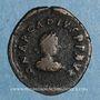 Monnaies Arcadius (383-408). 1/2 centénionalis. Héraclée, 1ère officine. 383-384. R/: couronne
