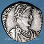 Monnaies Arcadius (383-408). Silique. Trèves, 392-395. R/: Rome