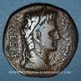 Monnaies Auguste (27 av. - 14 ap. J-C). As. Lyon, vers 10-7 av. J-C. R/: autel