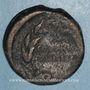 Monnaies Auguste (27 av. - 14 ap. J-C). Bronze. Colonia Patricia