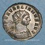 Monnaies Aurélien (270-275). Antoninien. Rome, 1ère officine. 274. R/: le Soleil