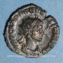 Monnaies Aurélien (270-275). Antoninien. Rome, 6e officine, 270-271. R/: la Providence debout à gauche