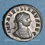 Monnaies Aurélien (270-275). Antoninien. Siscia, 3e officine, 274-275. R/: le Soleil radié