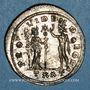 Monnaies Aurélien (270-275). Antoninien. Ticinum, 3e officine, 274. R/: la Foi militaire