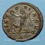 Monnaies Aurélien (270-275). Denier. Rome, 1ère officine, début 275 - septembre 275. R/: Victoire