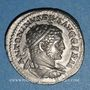 Monnaies Caracalla (198-217). Antoninien. Rome, 216. R/: le Soleil