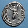 Monnaies Caracalla (198-217). Antoninien. Rome, 216. R/: Sérapis debout à gauche