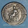 Monnaies Caracalla (198-217). Denier. Rome, 209. R/: la Concorde
