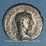 Monnaies Caracalla (198-217). Denier. Rome, 209. R/: la Liberté