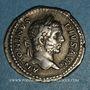 Monnaies Caracalla (198-217). Denier. Rome, 209. R/: la Valeur