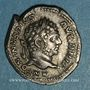 Monnaies Caracalla (198-217). Denier. Rome, 213. R/: la Monnaie
