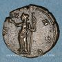 Monnaies Carausius (287-293). Antoninien. Londres, 290-291. R/: la Paix