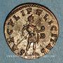 Monnaies Carin (283-285). Antoninien. Lyon, 3e officine, 282. R/: Carin