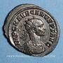 Monnaies Carus (282-283). Antoninien. Rome, 3e officine, 282. R/: soldat debout à gauche