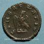 Monnaies Claude II le Gothique (268-270). Antoninien frappé sous Quintille ou Aurélien. Cyzique, 270