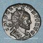 Monnaies Claude II le Gothique (268-270). Antoninien. Milan, 2e officine, 269. R/: la Fidélité