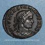 Monnaies Constance II, césar (324-337). Centénionalis. Arles, 2e officine. 331-332. R/: deux soldats