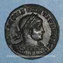 Monnaies Constance II, césar (324-337). Centenionalis. Siscia, 1ère officine. 330-333. R/: deux soldats