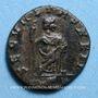 Monnaies Constant (337-350). Centenionalis. Rome, 1ère officine, 337-340. R/: La Sécurité