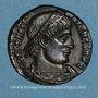 Monnaies Constantin I (307-337). Centenionalis. Arles, 1ère officine, 333-334.  R/: deux soldats