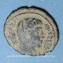 Monnaies Constantin I (307-337). Centenionalis posthume. Constantinople, 1e officine, 342-348. R/: Constantin