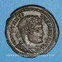 Monnaies Constantin I (307-337). Centenionalis. Trèves, 1ère officine. 332-333. R/: deux soldats