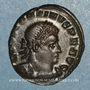 Monnaies Constantin I (307-337). Follis. Londres, 1ère officine. 317. R/: le Soleil